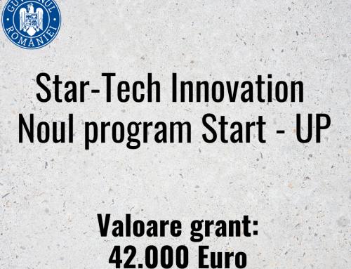 Star-Tech Innovation 2020
